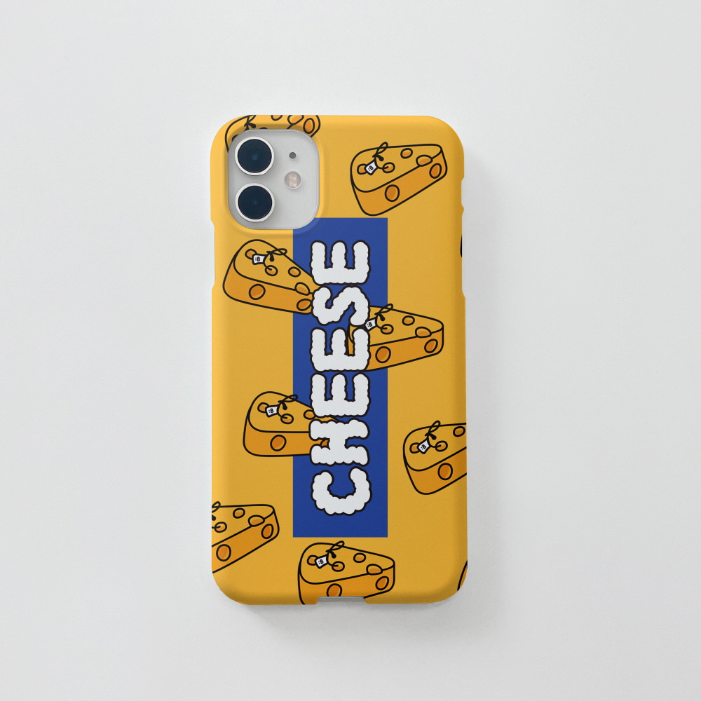 CHEESE 띠 옐로우