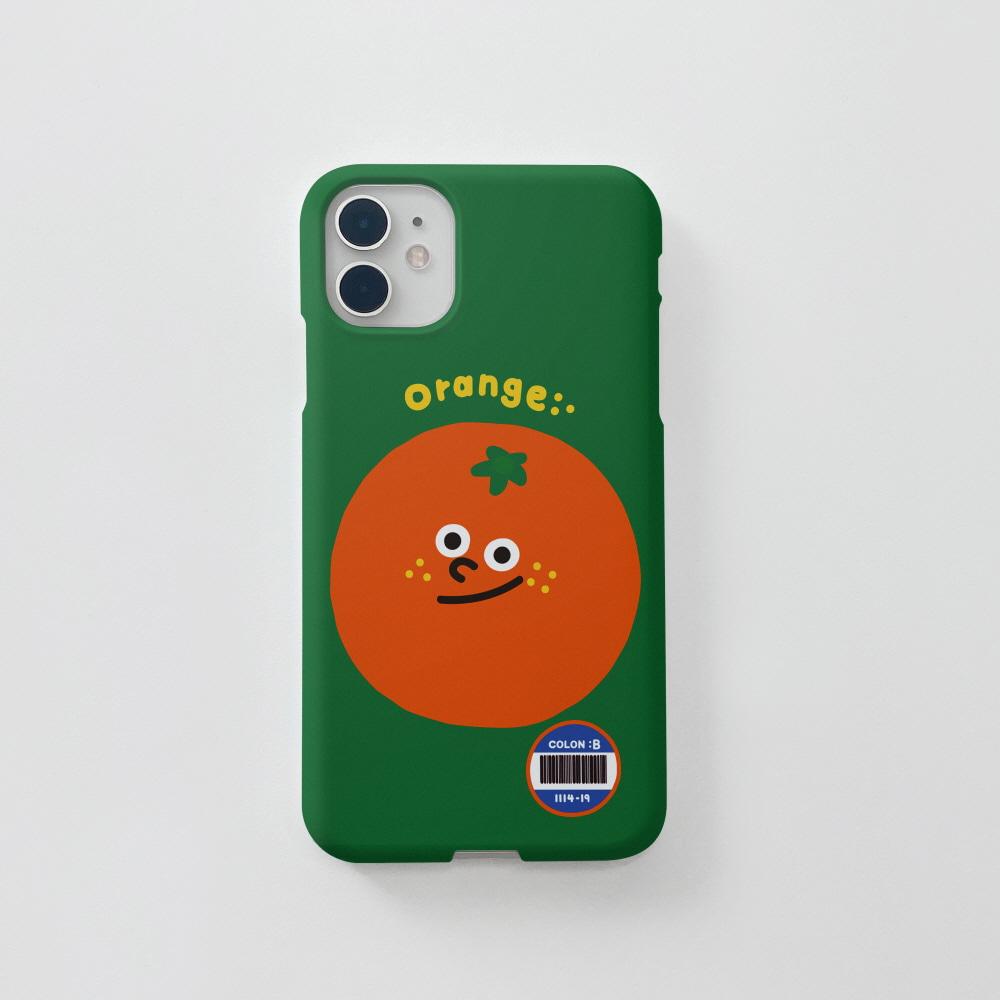 라벨 오렌지군